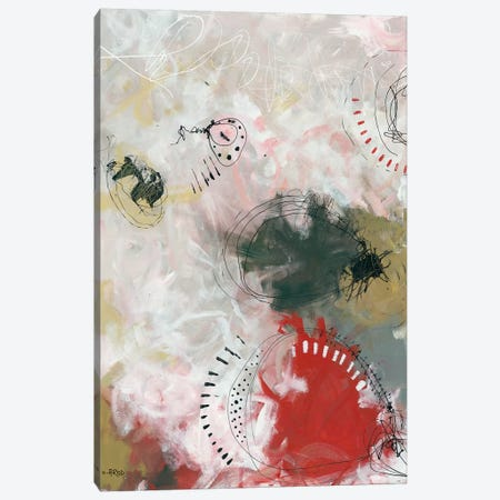Abstract I Canvas Print #RDR9} by Annie Rodrigue Canvas Artwork