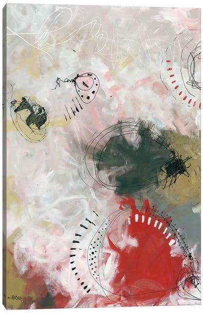 Abstract I Canvas Art Print
