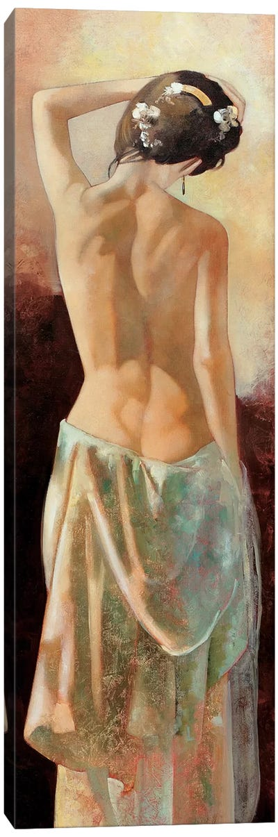 The Yearning Canvas Art Print