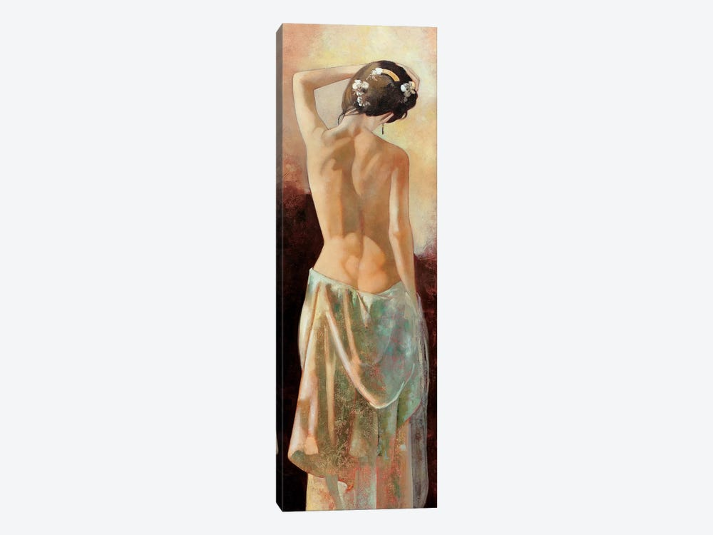 The Yearning by Ron Di Scenza 1-piece Canvas Art Print