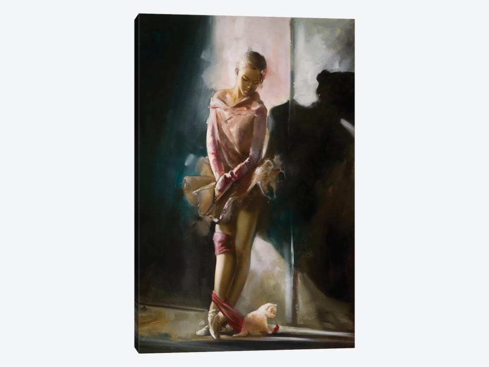 Back Stage by Ron Di Scenza 1-piece Canvas Art Print