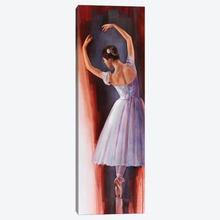 Ballet Dream Canvas Print #RDS11} by Ron Di Scenza Canvas Art