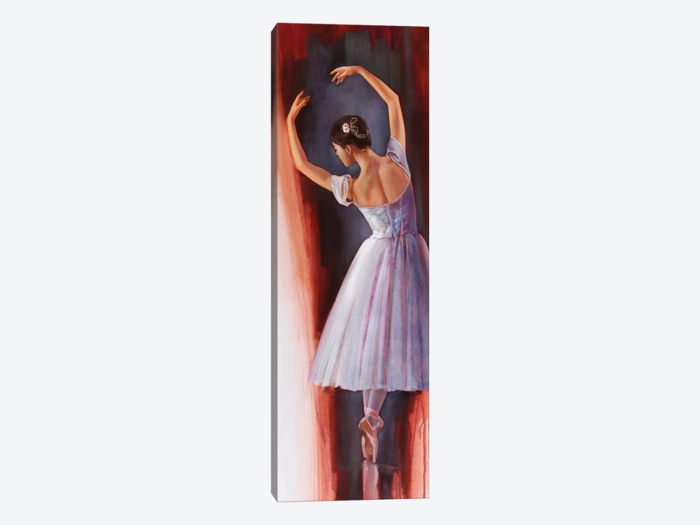 Ballet Dream by Ron Di Scenza 1-piece Canvas Wall Art
