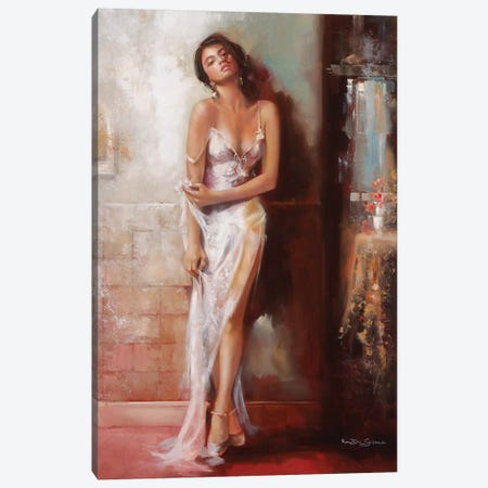 Beyond Seduction Canvas Print #RDS13} by Ron Di Scenza Canvas Art