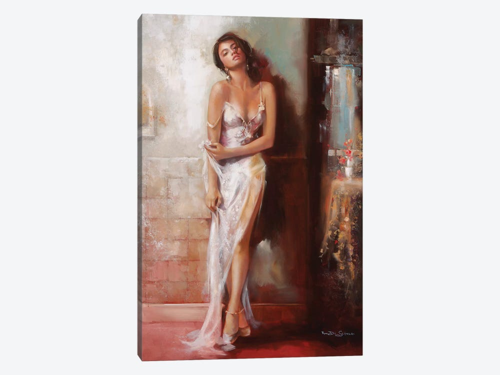 Beyond Seduction by Ron Di Scenza 1-piece Canvas Wall Art