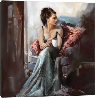 A Moment Alone Canvas Art Print