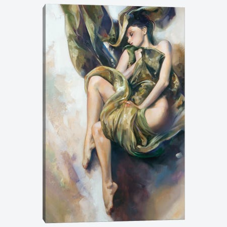 Class Act Canvas Print #RDS24} by Ron Di Scenza Canvas Wall Art