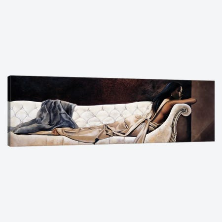 Midnight Reverie Canvas Print #RDS51} by Ron Di Scenza Canvas Art