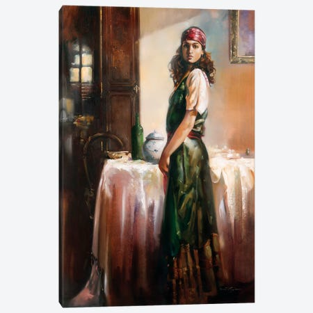 Mystery Canvas Print #RDS58} by Ron Di Scenza Canvas Artwork