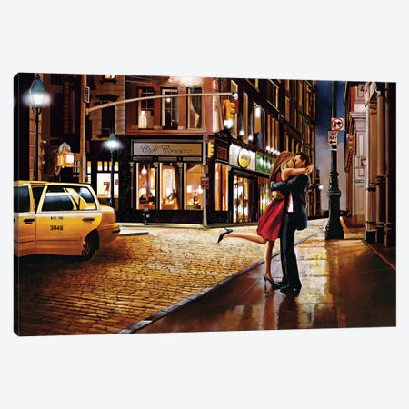 At Last Canvas Print #RDS5} by Ron Di Scenza Canvas Art