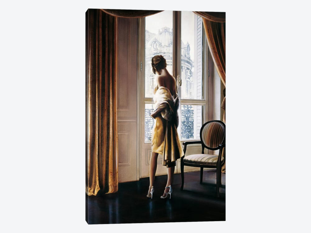 Parisienne by Ron Di Scenza 1-piece Canvas Wall Art