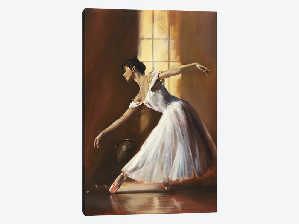 Poetry In Motion Canvas Wall Art by Ron Di Scenza | iCanvas