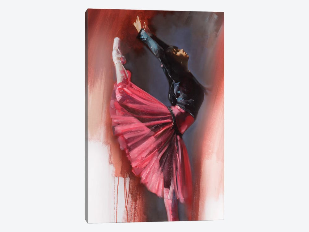 Reaching Out by Ron Di Scenza 1-piece Canvas Artwork