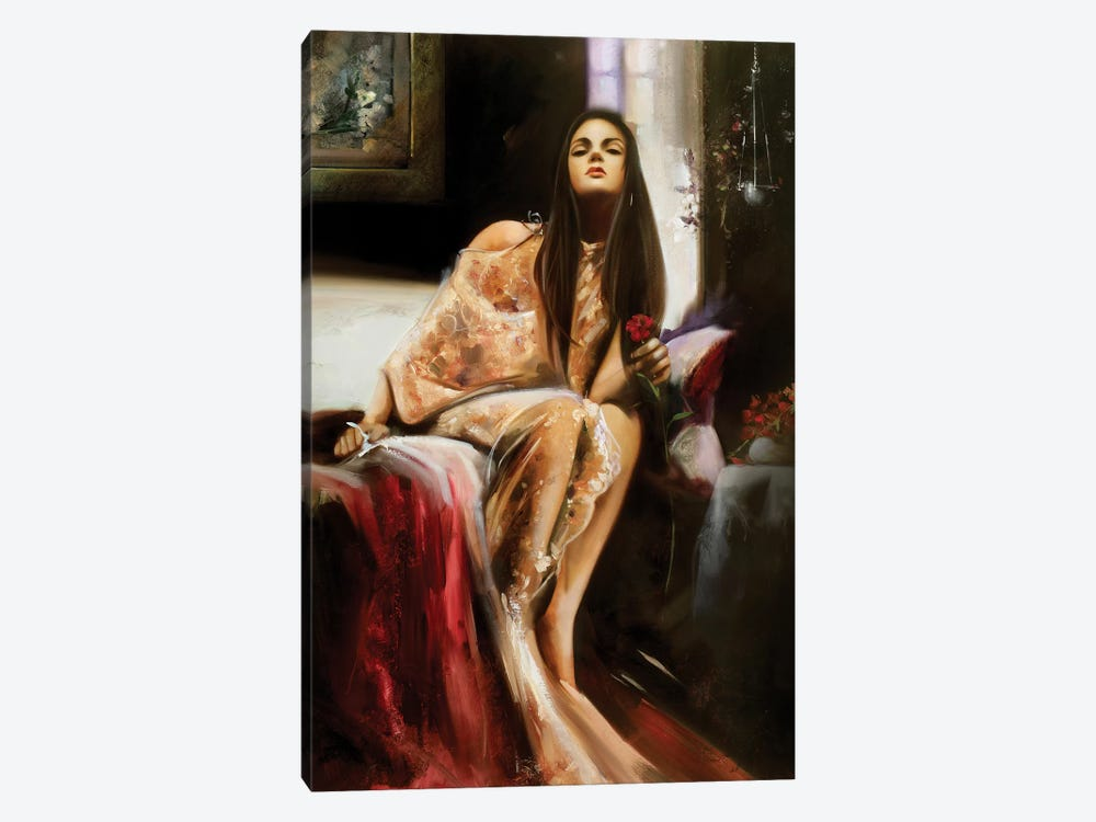 That Look by Ron Di Scenza 1-piece Art Print