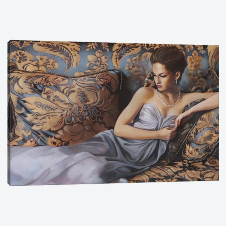 The Duchess Canvas Print #RDS97} by Ron Di Scenza Canvas Art Print