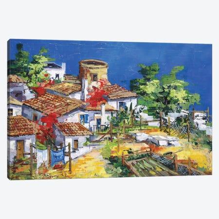Colori dell' Isola Canvas Print #RDV3} by Roberto di Viccaro Canvas Wall Art