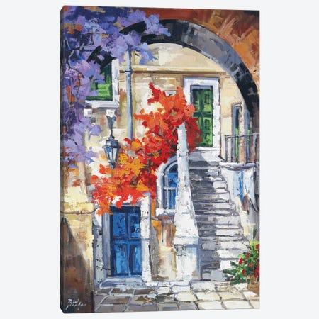 Nelle Vie Canvas Print #RDV7} by Roberto di Viccaro Canvas Art Print