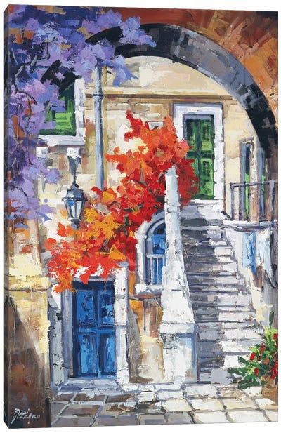 Nelle Vie Canvas Art Print