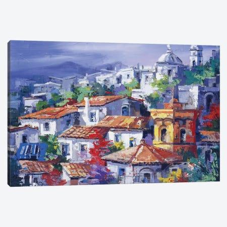 Paesaggio del Nord Canvas Print #RDV9} by Roberto di Viccaro Canvas Art
