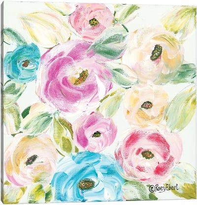 Freshly Picked Canvas Art Print