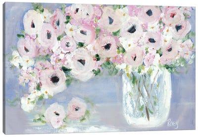 Beauty Overflows I Canvas Art Print