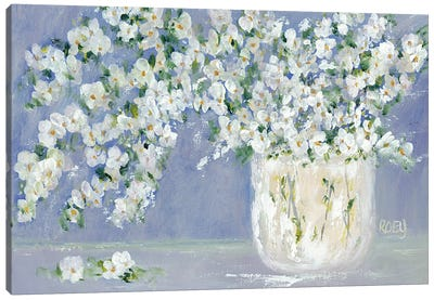 Beauty Overflows II Canvas Art Print