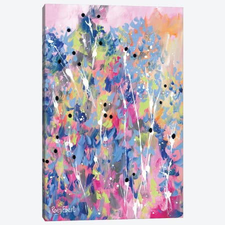 Wild Child Canvas Print #REB30} by Roey Ebert Canvas Artwork