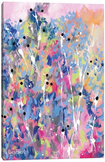 Wild Child Canvas Art Print