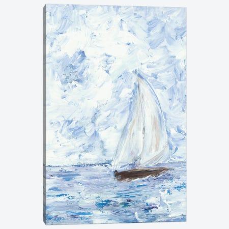 Sailing Canvas Print #REB40} by Roey Ebert Art Print