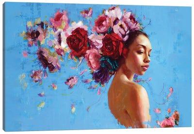 Primavera Canvas Art Print