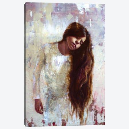 See-Through Canvas Print #REC14} by Rosso Emerald Crimson Canvas Art