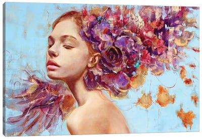 Autunno Canvas Art Print