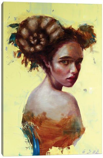 Faun Canvas Art Print