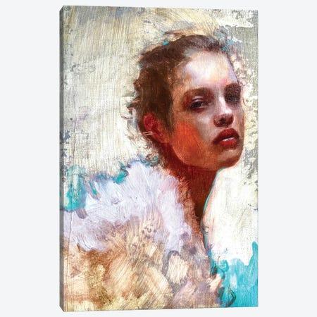 Enchantress Canvas Print #REC21} by Rosso Emerald Crimson Canvas Artwork