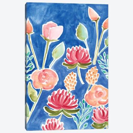 Colorful Array I Canvas Print #REG101} by Regina Moore Canvas Art Print