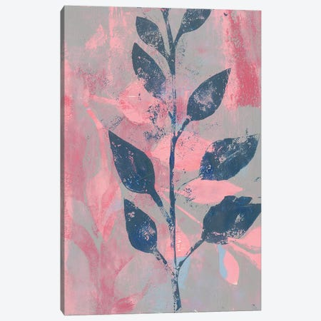 Slender Stem I Canvas Print #REG121} by Regina Moore Canvas Art Print