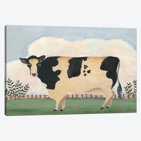 Folk Farm II Canvas Print #REG161} by Regina Moore Canvas Art Print