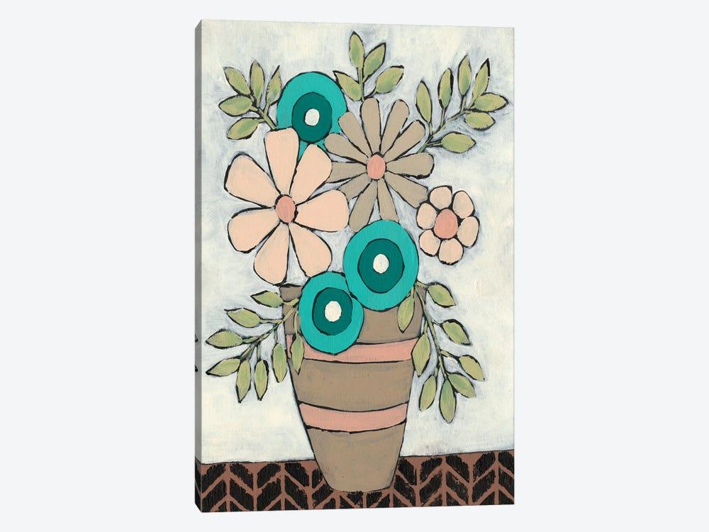 Mid Summer Bouquet I by Regina Moore 1-piece Canvas Art Print
