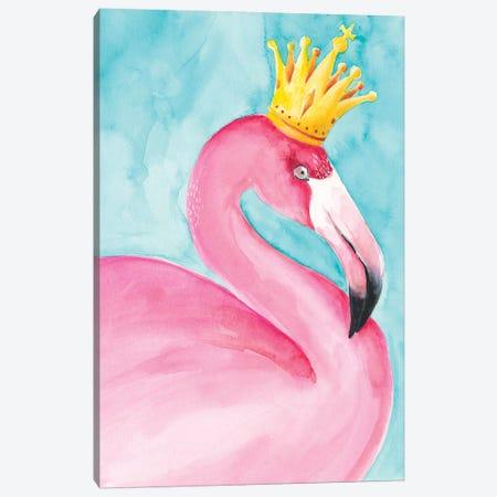 Flamingo Queen II Canvas Print #REG189} by Regina Moore Canvas Print