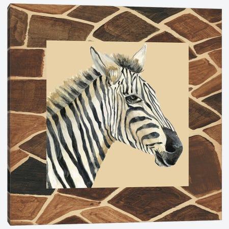 Safari I Canvas Print #REG195} by Regina Moore Canvas Print