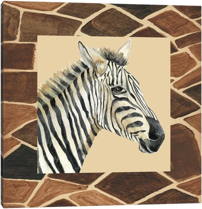 Safari I Canvas Art Print