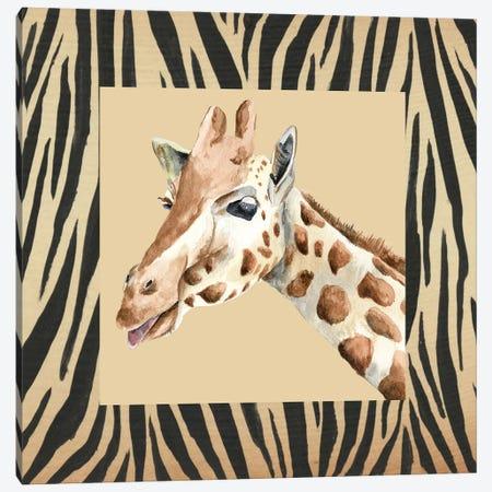 Safari II Canvas Print #REG196} by Regina Moore Canvas Art Print