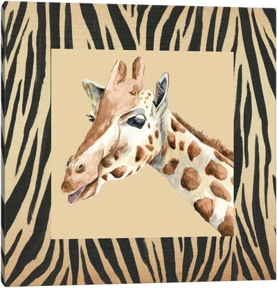 Safari II Canvas Art Print