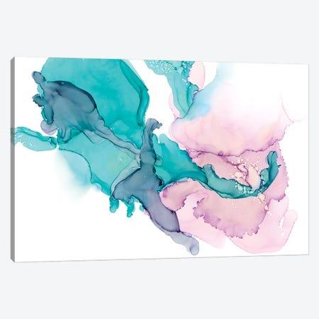 Peaceful Melody I Canvas Print #REG227} by Regina Moore Canvas Print