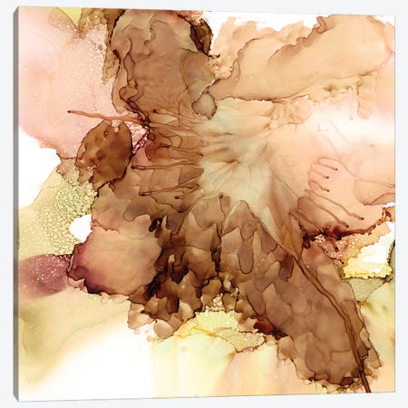 Smooth Serenade I Canvas Print #REG242} by Regina Moore Canvas Artwork