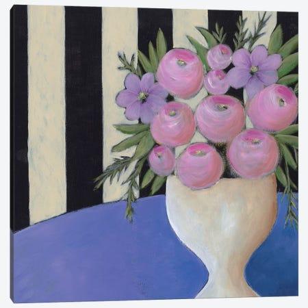 Subtle Bouquet II Canvas Print #REG245} by Regina Moore Canvas Print