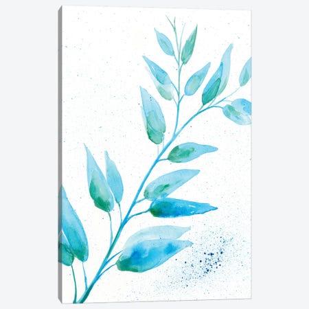 Leaf Sunshine I Canvas Print #REG24} by Regina Moore Canvas Art Print