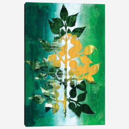 Changing Leaves II 3-Piece Canvas #REG256} by Regina Moore Canvas Wall Art