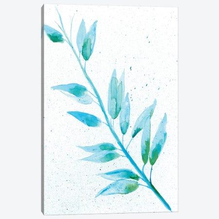 Leaf Sunshine II Canvas Print #REG25} by Regina Moore Art Print
