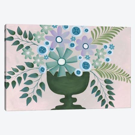 Lavanda Floral II Canvas Print #REG275} by Regina Moore Canvas Art